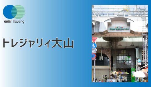 トレジャリィ大山 : 板橋区大山町の賃貸商業ビル
