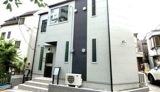 ジュエル大山 :: 板橋区大山東町の【新築】賃貸アパート