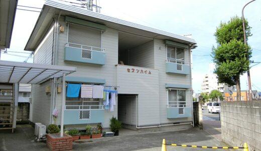 セブンハイムA棟:板橋区小茂根:賃貸アパート