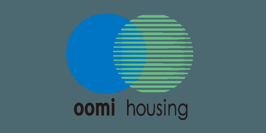 オオミハウジングのロゴ